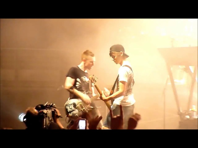 Linkin Park Live Faint feat Pez and Bred