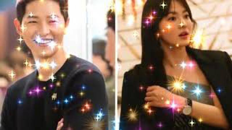 Tiết lộ không ngờ về lần hẹn đầu tiên của 'cặp đôi vàng' Song Joong Ki Song Hye Kyo