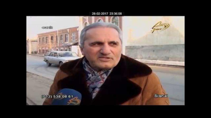 Samir Pisnamazzade haqqinda sujet .Space tv Siqnal Verilishi