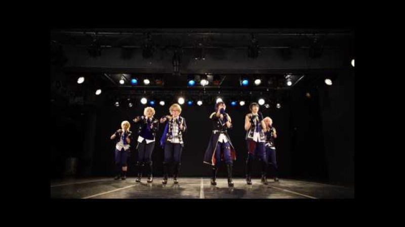 ツキウタ。(tsukiuta) Six gravity - Gravitic Love