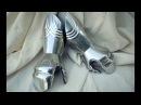 Как сделать миланские рукавицы / How to make milanese style gauntlets
