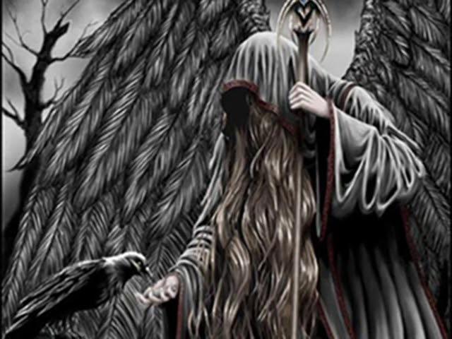 Дорога в Рай Притча о том зачем Смерти коса