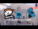 VP vs NewBee RU (bo1) Dota PIT League Season 6 Minor 04.11.2017