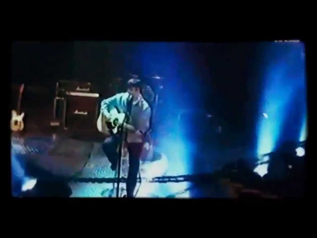 Noel Gallagher - Stand By Me (acoustic) @ MTV Sonic, Milan, Italy 17.11.1997