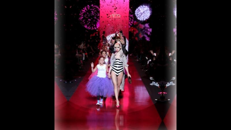 Barbie Anniversary Fashion Show - New York Fashion Week 2009. Part III