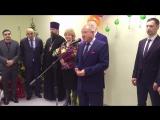 Открытие нового корпуса для начальных классов школы им. Короленко