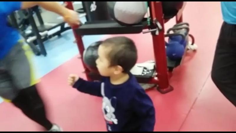 Ардак Назаров и Алиби 4 жас