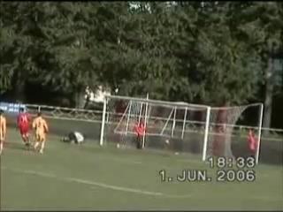 Текстильщик-телеком - Балтика (2-0) гол Новикова