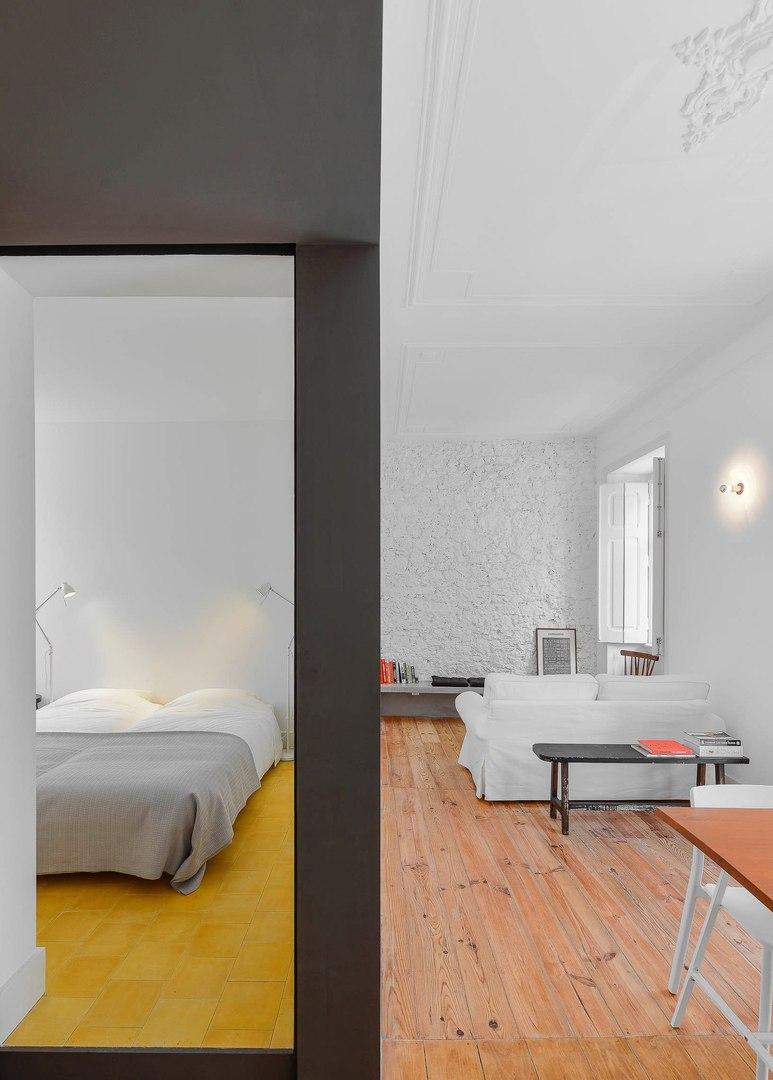 Перепланировка квартиры в Лиссабоне