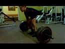 Становая тяга 130 кг на 10 раз