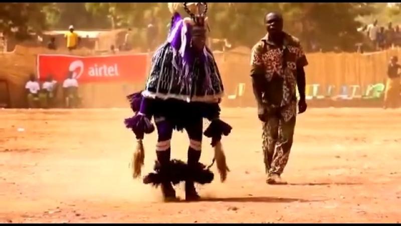 Танец папуаса под татарскую плясовую mp4