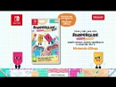 Snipperclips Plus: Cut it out, together! — новый контент! (Nintendo Switch)