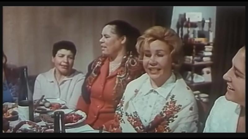 Мордюкова Нонна - Ах мамочка, на саночках - кф Русское поле - муз. А. Флярковский, сл. Л. Дербенев - 1974