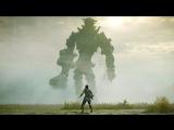 СТРИМ по Shadow of the Colossus (PS4) - Превью Обновленной Классики!