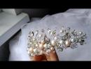 Свадебная корона Лейла
