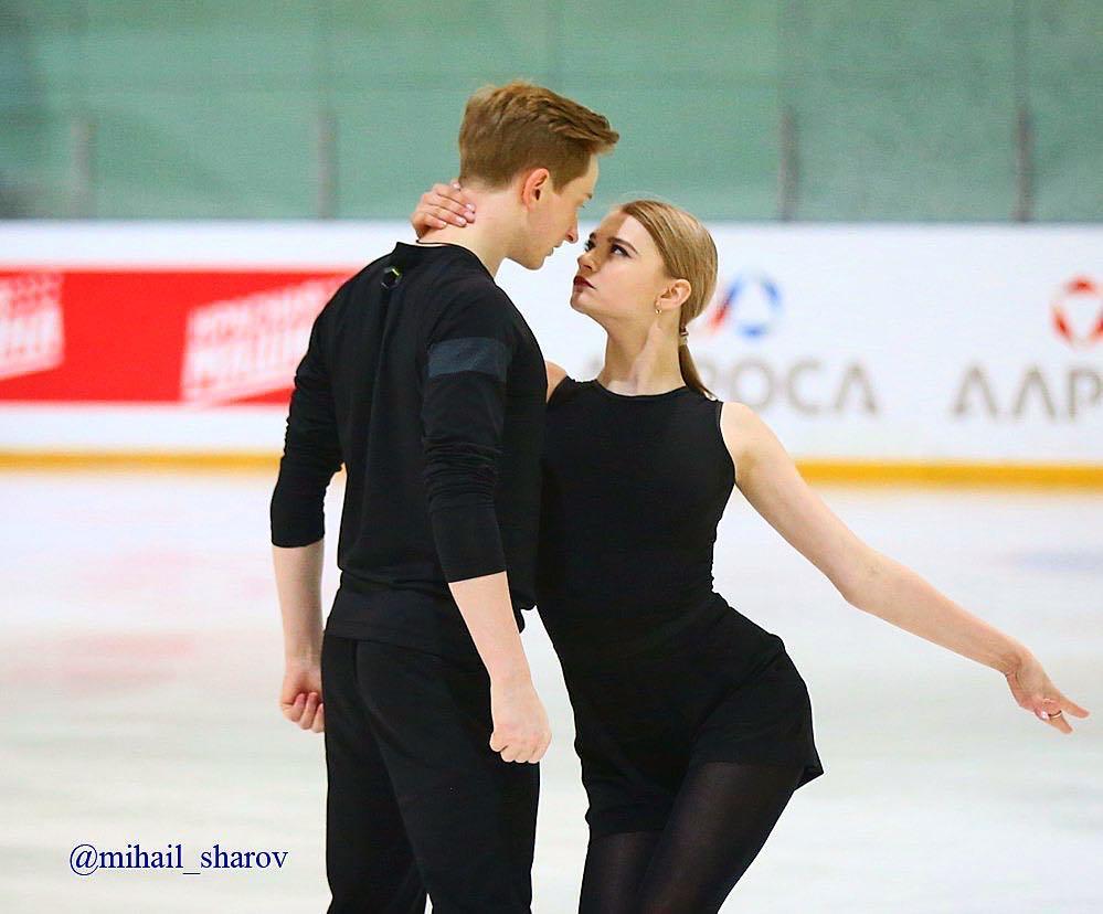 Анастасия Скопцова-Кирилл Алешин/танцы на льду - Страница 6 NbnrStOkrS0