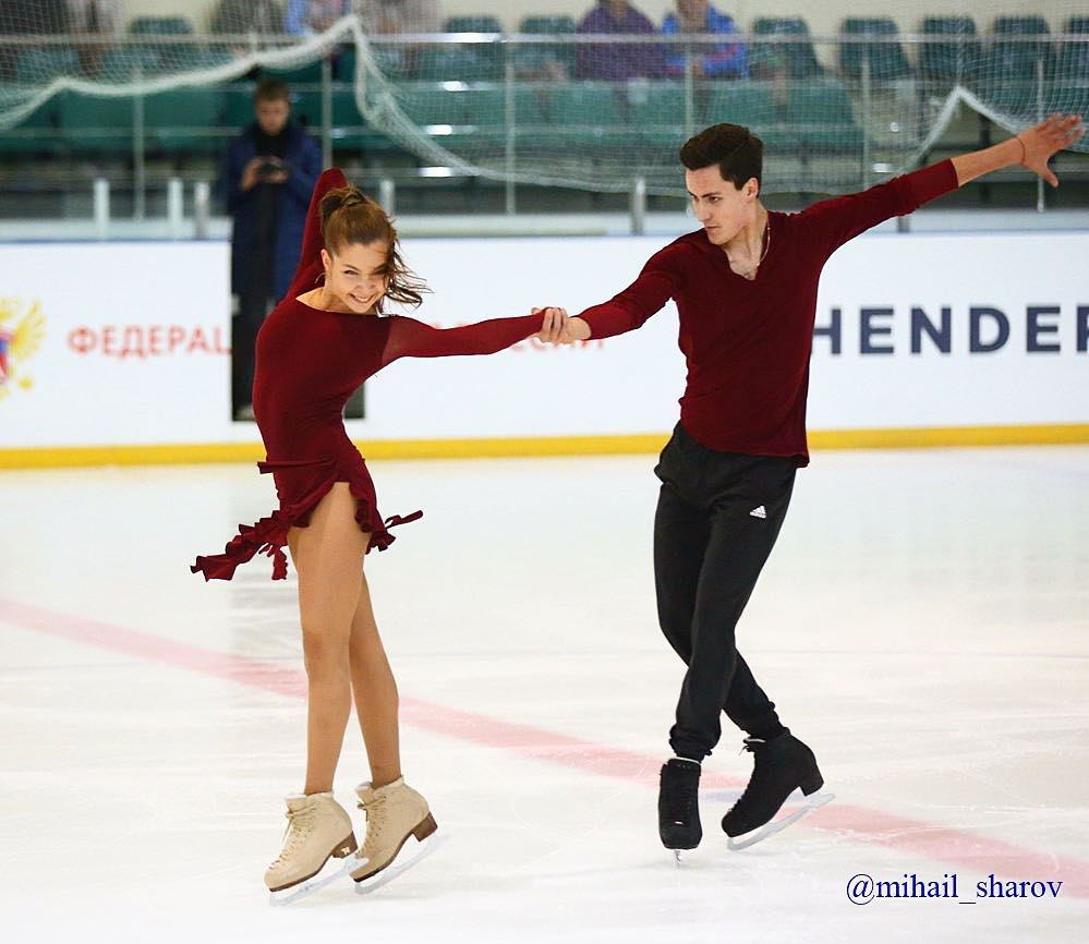 Анастасия Шпилевая - Григорий Смирнов/ танцы на льду - Страница 11 WtTmVZf2Ad0