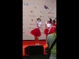 Fancam  170820  OH MY GIRL (Arin)  KCON 2017 LA Hi-Touch Event