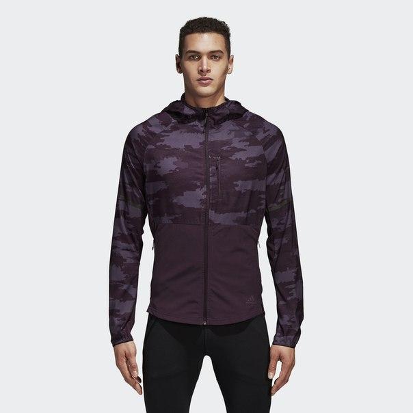Куртка для бега Ultra Graphic