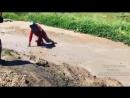 😵 Аквапланирование на Мотоцикле 😆👏