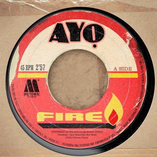Ayo альбом Fire