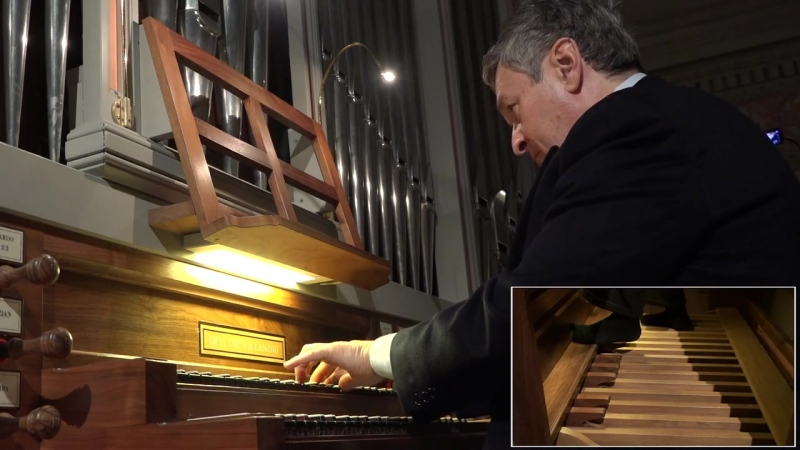 663 J. S. Bach - Preludio chorale Allein Gott in der Höh sei Ehr, BWV 663 - Valter Savant Levet