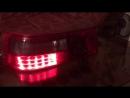 Клюшка на 2110-12 с диодными стопам и бегущими поворотками ( можно заказать белый, жёлтый, красные цвета) 1комплект в сборе Цена
