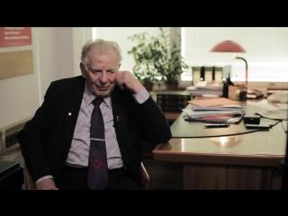 Интервью с Жоресом Алфёровым