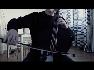 Кавер на виолончели песни Bastille - Pompeii for cello and piano (COVER)