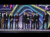 [CUT] 171202 Melon Music Awards: Best Dance — Male @ EXO