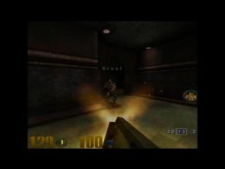 Quake 3 Arena Мувик #1