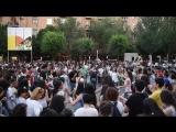 Национальнй Танец в Каскаде