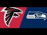 NFL 2017-2018  Week 11  20.11.2017  Atlanta Falcons @ Seattle Seahawks