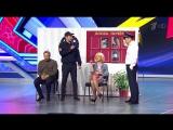 КВН 2017 Высшая лига - 09 - Летний кубок в Астане - Музыкальное ДЗ, Камызяки