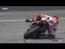 MotoGP 2017 Sepang - Marc Marquez save at FP4