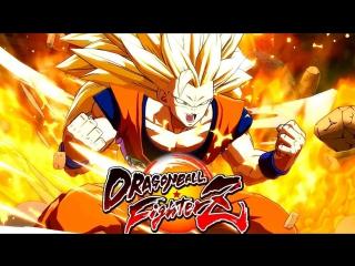 Стрим Dragon Ball FighterZ