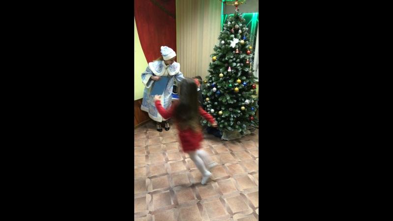 Новый год в Студии танца Топотушки