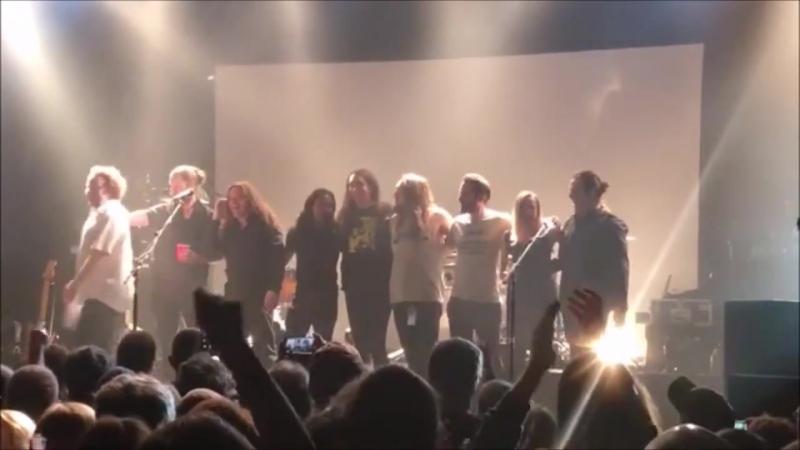 Anathema - The End of The Tour, Kulturfabrik Esch-sur-Alzette, Luxembourg, 2017.11.18