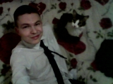 Впал в предновогоднее настроение вместе с Пушей, Милкой, и с Пушком)))