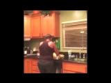 Подборка приколов на кухне. Часть 2