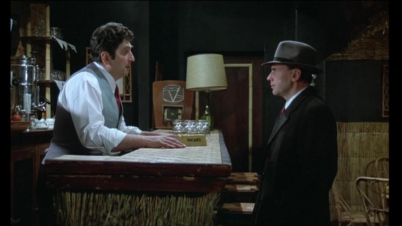«Полицейская история» (1975) - криминальная драма, реж. Жак Дере