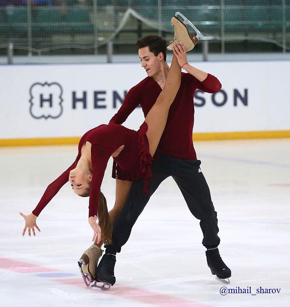 Анастасия Шпилевая - Григорий Смирнов/ танцы на льду - Страница 11 NO1ctRGge8Y