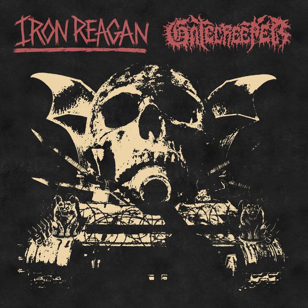Iron Reagan & Gatecreeper - Split (2018)