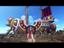 One Piece Pirate Warriors 3 - PS4_PS3_PS VITA_Steam - Grand Line (Here they come