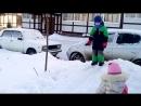 Тверь 2018 Иван и лыжи