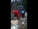 Корчеватель пней тракторный Rotor Speedy(80л.с.)