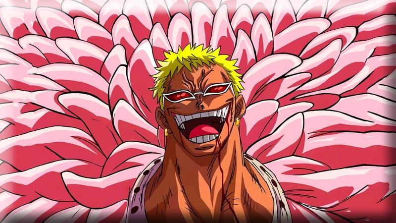 САМЫЙ ХАРИЗМАТИЧНЫЙ в аниме Ван Пис | Донкихот Дофламинго | Обзор One Piece