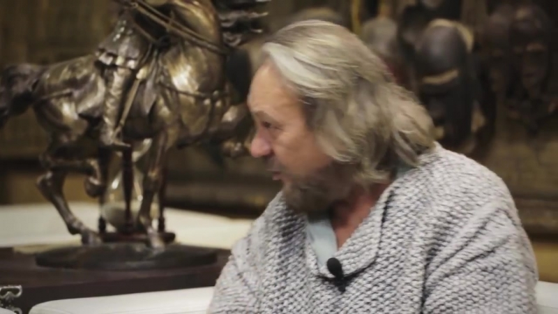 Интервью с Виталием Сундаковым- семейные ценности - Серия 65 - Арканум ТВ