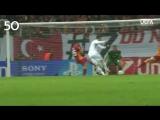 Все голы Криштиану Роналду в соревнованиях под эгидой UEFA