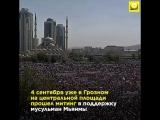 Мьянма беспокоит. Рамзан Кадыров и новые правила обсуждения в России